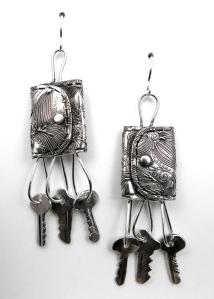 Silver Jewelry, Kris Kramer
