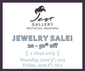 Jest Gallery Jewelry Sale