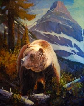 Oil Painting, Rob Akey