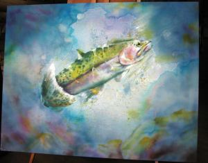 Annie Allen Fish