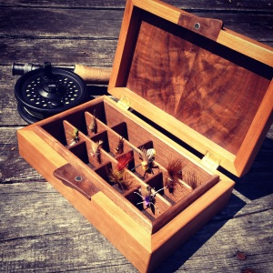 Presentation Fly Box by Robert Duchardt