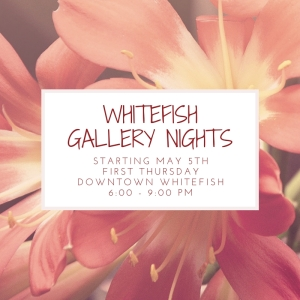 WhitefishGallery Nights