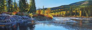 Andrew Kiss Highwood River