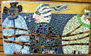 Lady Mosaic by Deb Stika