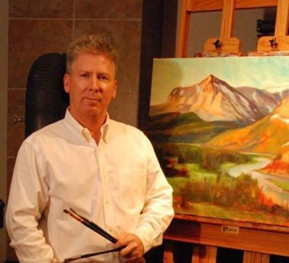 Rob Akey portrait